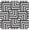 Square chevron pattern background vector image vector image