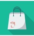 Holiday bag vector image