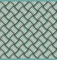 twill weave abstract seamless pattern background vector image