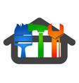home repair vector image vector image