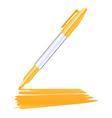 marker pen vector image vector image