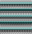 native pattern vector image vector image