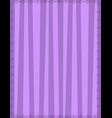 striped purple background with cute vertical vector image vector image