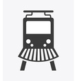 transport logistics vector image vector image
