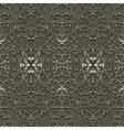 Silver grid vector image