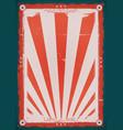 fourth july vintage background poster vector image vector image