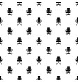 office chair pattern seamless vector image vector image