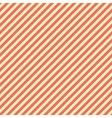 Retro striped pattern vector image vector image