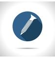 screw icon Eps10 vector image vector image