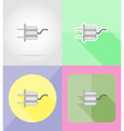 service flat icons 22 vector image vector image