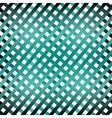 Texture grid abstract background blue green seamle vector image vector image