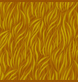 grass seamless pattern texture dry waves vector image