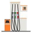 Modern Gas Pump vector image vector image