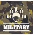Armed forces design vector image vector image