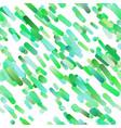green seamless abstract trendy diagonal gradient vector image vector image