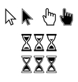 Cursor Icons Mouse Pointer Set