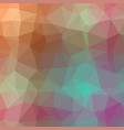 Crystaline polygonal background