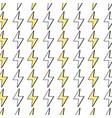 energy hazard symbol background design vector image vector image