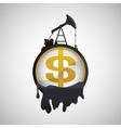 Pretroleum design price icon Oil concept vector image vector image