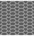 Abstract seamless pattern in retro style vector image vector image
