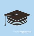 education icon design vector image vector image