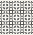 seamless geometric pattern of rhombuses with vector image