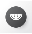 watermelon icon symbol premium quality isolated vector image