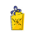 commercial tag hanging with price vector image vector image
