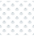 sound studio pattern seamless vector image vector image