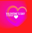 valentines day february 14 original and vector image