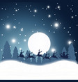 christmas background- stock vector image vector image