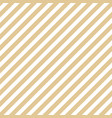 stripe beige seamless pattern vector image vector image