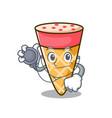 Doctor ice cream tone character cartoon