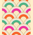 japanese seamless pattern with oriental motifs vector image vector image