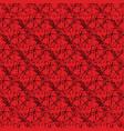 seamless grunge ornate pattern-19 vector image vector image