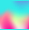 soft color gradient background holographic vector image