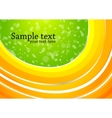 vector abstract bright colorful background vector image vector image