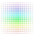 drop icon halftone spectrum grid vector image