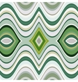 Seamless Abstract Wavy Background vector image vector image