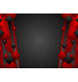 Abstract dark red tech corporate background