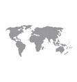 dot world map vector image