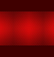 structured red perforated metal texture aluminium vector image vector image