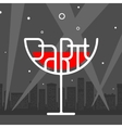 Symbol Party vector image vector image