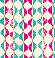 Vintage seamless pattern hipsters vector image vector image