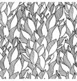 Decorative hand drawn doodle curl sketchy vector image