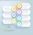 Business infographic elements template