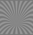 curved stripe background - from curved rays vector image vector image