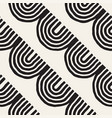 monochrome minimalistic tribal seamless pattern vector image vector image