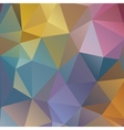 polygonal pattern abstraction vector image