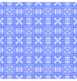 blue seamless line pattern endless texture vector image